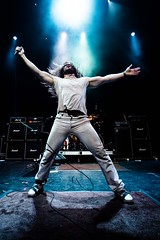 Andrew W.K. performing live at The Midland - Kansas City, MO - May 27, 2016 (coltcoanphoto) Tags: party rock nikon hard andrew 28 wk andrewwk 965 thebuzz 1424 d4s themidland afentrasprom