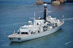 HMS Kent F 78 (Gerry Rudman) Tags: kent forth type 23 firth hms jutland centenary commemorations f78 19162016