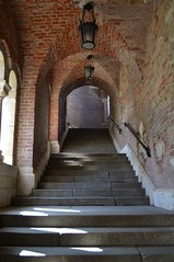up to the castle (Gabriel Kay) Tags: building castle architecture stair stairway step