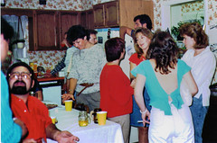 Party Colleen's 1987 05 (tineb13) Tags: party cindy mike jean howard 1987 rita brush karen kelly dolores starr sanza tillyard