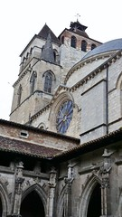 St Etienne Cathedral Cahors France11 (artnbarb) Tags: france cathedral stetienne cahors