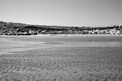 BWJPG---IMG_6436 (r4ytr4ce) Tags: ireland blackandwhite beach landscape 50mm boat eire donegal ire trchonnaill
