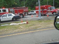 Accident scene (rjgivnin Sr) Tags: accident response