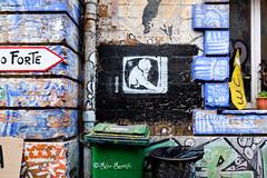 Roma. Forte Prenestino. Crack fumetti dirompenti 2016. Artwork by Skene and... (R come Rit@) Tags: italia italy roma rome ritarestifo photography streetphotography streetart arte art arteurbana streetartphotography urbanart urban wall walls wallart graffiti graff graffitiart muro muri streetartroma streetartrome romestreetart romastreetart graffitiroma graffitirome romegraffiti romeurbanart urbanartroma streetartitaly italystreetart contemporaryart prenestino forteprenestino crackfumettidirompenti2016 crack crackland fumetti comics skene