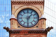 1899 'Old' Toronto City Hall Clock .... Toronto, Ontario (Greg's Southern Ontario (catching Up Slowly)) Tags: toronto clock clockface torontoist tellingtime oldtorontocityhall