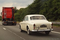 1966 Volvo Amazon (NielsdeWit) Tags: highway driving s a12 122 snelweg 122s nielsdewit lh50th