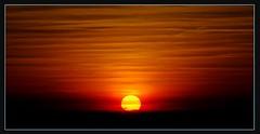 Sunset Frame (G.Sartori.510) Tags: sunset sky sun clouds tramonto nuvole cielo sole pentaxk5 carlzeisssonnartzk180mmf28