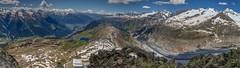 Bettmerhorn Gipfelpanorama - HDR (bohnengarten) Tags: world mountain heritage eos schweiz switzerland swiss unesco glacier berge gletscher wallis aletsch bettmeralp bettmerhorn 80d weltnaturerbe
