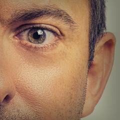 We are watching you (Nicobert.Photos) Tags: portrait selfportrait zeiss photoshop studio headshot studioshot wacom topaz homestudio goldenratio strobist nombredor wacomintuos portraitstrobist godox wacomintuosprosmall zeissbatis1885 sonyalphaa7rii topaztextureeffects tt685