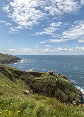 Coast line at Botallack (cricketlover18) Tags: cornwall landsend