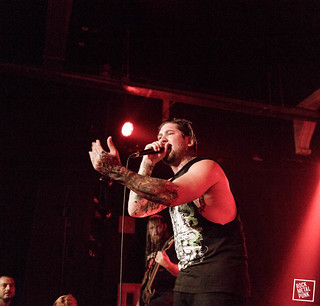 20.06.2016 - Fit For An Autopsy at Kavka // Shot by Andreas Vanhauwaert