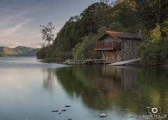 Duke of Portland Boadhouse, Pooley Bridge, Ullswater (Mark Hollis Photography) Tags: bridge lake reflection portland nikon district duke boathouse ullswater pooley d7100