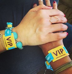 Coachella wristbands (de_lavita) Tags: coachella wristband