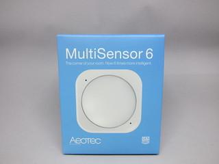 Aeon Labs Aeotec Z-Wave MultiSensor 6 (Gen5)