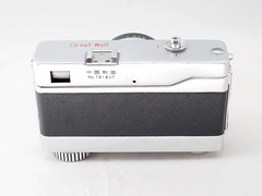 Great Wall SZ-1 11 () Tags: china camera bw white black classic film 35mm vintage beijing rangefinder retro