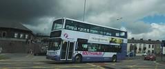 Black sky over Swansea jail. (Woolfie Hills) Tags: cymru first eow w811