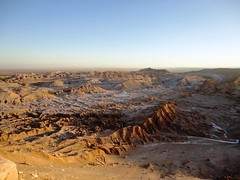 Moon Valley at sunset (virharding) Tags: chile valledelaluna sanpedrodeatacama atacamadesert