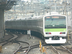 E231 (10) (Transrail) Tags: tokyo emu yamanoteline jreast e231 electricmultipleunit tokaidomainline eastjapanrailwaycompany kawasakiheavyindustries tokyucarcorporation