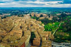 Siena (Arutemu) Tags: italy italia ilce ilcea7r italien italian city cityscape ciudad scene scenic sigma sony a7r sonya7r 1224 sigma1224 toscana tuscany siena torredelmangia view ville vista medieval renaissance birdseyeview