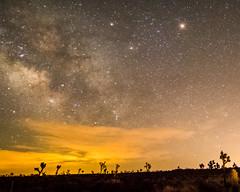 New Moon June 2016 #7 (MarcCooper_1950) Tags: sky skyscape stars landscape outside outdoors nikon scenery moody desert dramatic astrophotography nightsky hdr lightroom milkyway starlight longeposure d810 desertnight marccooper aurorahdr