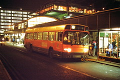 G M Buses 178 (RBU 178R) (SelmerOrSelnec) Tags: night manchester gmt gmbuses leylandnational piccadillybusstation rbu178r