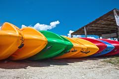 Colorful Kayaks (ddsferry) Tags: colorsinourworld