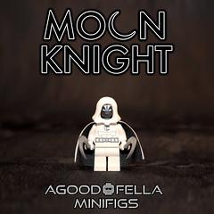 Moon Knight v.2 [CUSTOM] (agoodfella minifigs) Tags: lego superheroes custom marvel marvelcomics minifigure minifigures moonknight marvelheroes legosuperheroes legomarvel legomarvelsuperheroes