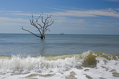 High tide in Botany Bay (2) (agasfer) Tags: sea sky island pentax southcarolina warming desolation global topaz edisto k3 detail3 lowcountry 2016 smcpentaxdaf2435mmal bonanybay