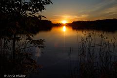 Christie Lake Sunset (awaketoadream) Tags: sunset summer sun lake ontario canada west water june hamilton christie flamborough