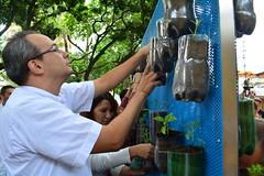 As celebr la estructura nacional el mes del medio ambiente (ucooperativadecolombia) Tags: ucc tu nacional medio reutilizar reciclar ambiente reduce estructura huella conciencia reducir