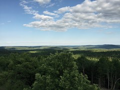 IMG_1761 (daach14@sbcglobal.net) Tags: usa vermont nature outdoor green photo trip travel sky blue woods trees forest beauty life moutain rock rocks view iphone6 panorama