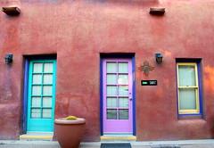 At La Placita Village (goldengirl 2011) Tags: arizona texture architecture outdoor doorways tucsonarizona laplacitavillage katharinehanna laplacitavillagetucsonarizona tucsonurbanrenewal