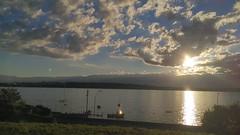 Summer (acroyali) Tags: sunset summer geneva lakegeneva lacleman genf
