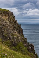 Rock face (Alex_Wyatt_Photos) Tags: colour skye face rock scotland lealt