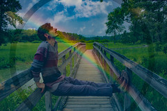 IMG_1263 (icappuccio@ymail.com) Tags: new art nature photoshop rainbow exposure florida hiking style double trail jersey visuals vernon plugs lightroom artofvisuals