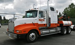 1997 Western Star tow truck (Custom_Cab) Tags: canada truck star bc columbia canadian western 1997 british tow langley conventional recovery towing 97 wrecker partel