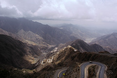 Al Soudah (PaperStainer) Tags: mountains canon east saudi arabia middle abha 600d