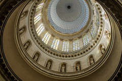 Dome of the Basilica, Boulogne