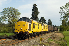 97304, 97303, 2Z41, Welshpool (welsh snapper) Tags: wales train locomotive railtour railways cambrian steamdreams 973 ertms 97304 97303 thecathedralsexplorer 2z41