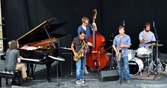 David Binney Quartet, 2012 Detroit Jazz Festival (jackman on jazz) Tags: chris music potter sax jazzfestival chrispotter altosax davidbinney detroitinternationaljazzfestival d7000 nikond7000 jackmanonjazz alanjackman davidbinneyquartet detroitjazzfestivalj