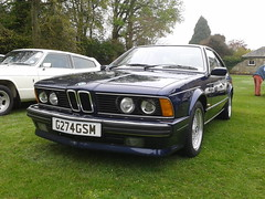 BMW 635 CSI (mk3seh) Tags: show classic car hall northumberland bm bmw csi wallington 635 2013 necpwa