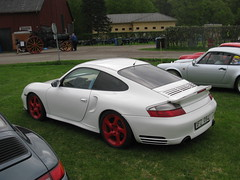 Porsche 911 (996) Turbo (nakhon100) Tags: cars 911 4wd turbo porsche coupe awd carrera 996
