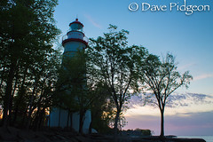 Marblehead Lighthouse, OH (Trail Blazes Media) Tags: statepark ohio lighthouse marbleheadlighthouse lakeerie may 2013 lighthousetrek