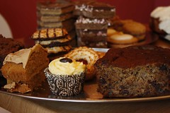 Home baking at Caf Blush, Morningside, Edinburgh (The Nth Degree) Tags: edinburgh morningside cafblush