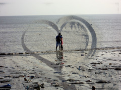 love_sea (ADesignerGuy) Tags: life sea music love hug couple heart adult like romance lovers together romantic imagination beats