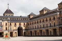 Universidad Laboral de Gijon, Asturias, Espaa. (RAYPORRES) Tags: 2013 asturias cabuees espaa gijon junio universidadlaboral