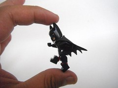 75% done (1upLego) Tags: pose lego bend batman creator custom
