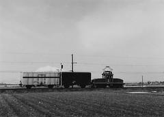 Konan Railway 弘南鉄道・田舎館1970th (mr_nihei) Tags: japan train railway aomori kounan inakadate