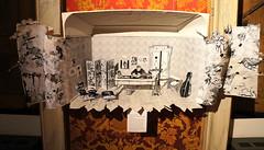 Guido Crepax, ritratto di un artista. A Milano Palazzo Reale (MANYBITS) Tags: mostra comics exhibition fumetti valentina palazzoreale guidocrepax