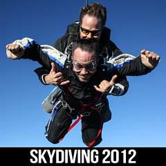 Skydiving 2012